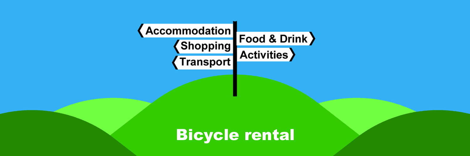Bicycle rental in Ireland